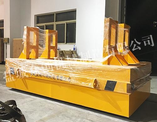 蓄电池轨道平车